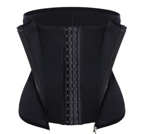 Steel Boned Hourglass Waist Trainer