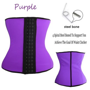Underwear design of waist trainer corset