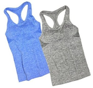 Women's Active Fitness Workout Soft Stretch Racerback