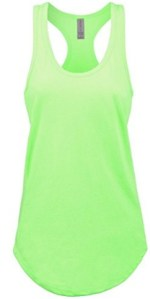 Women's Basic Jersey Racerback Tank Top