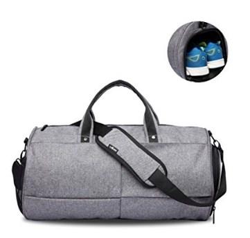 Gym Bags 22L Canvas Travel Duffel Bag