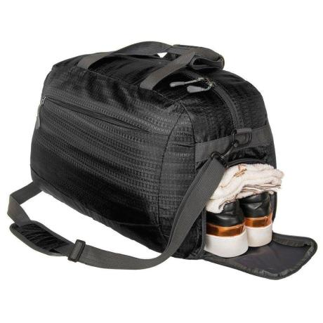 Duffel bag Sports Gym Travel Camping Luggage Shoes Compartment