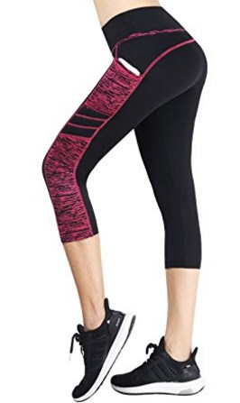 Sugar Pocket Women's Workout Leggings