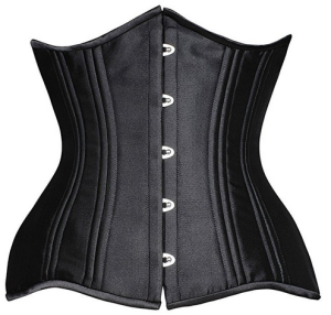 Camellias Women's 26 Steel Boned for Heavy Duty Waist Trainer corset